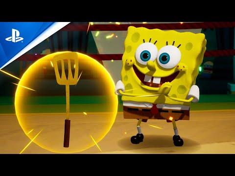 SpongeBob SquarePants: Battle for Bikini Bottom - Rehydrated   Release Trailer   PS4