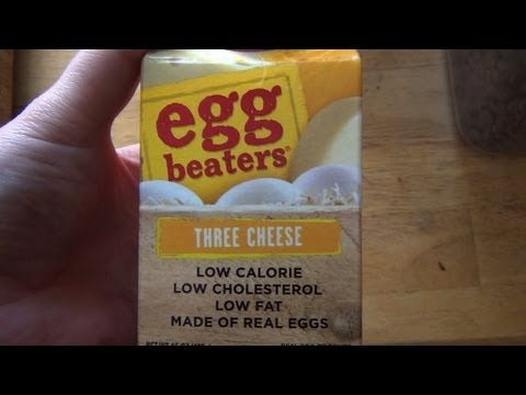 Are the Three Cheese Egg Beaters Three Times as Good?