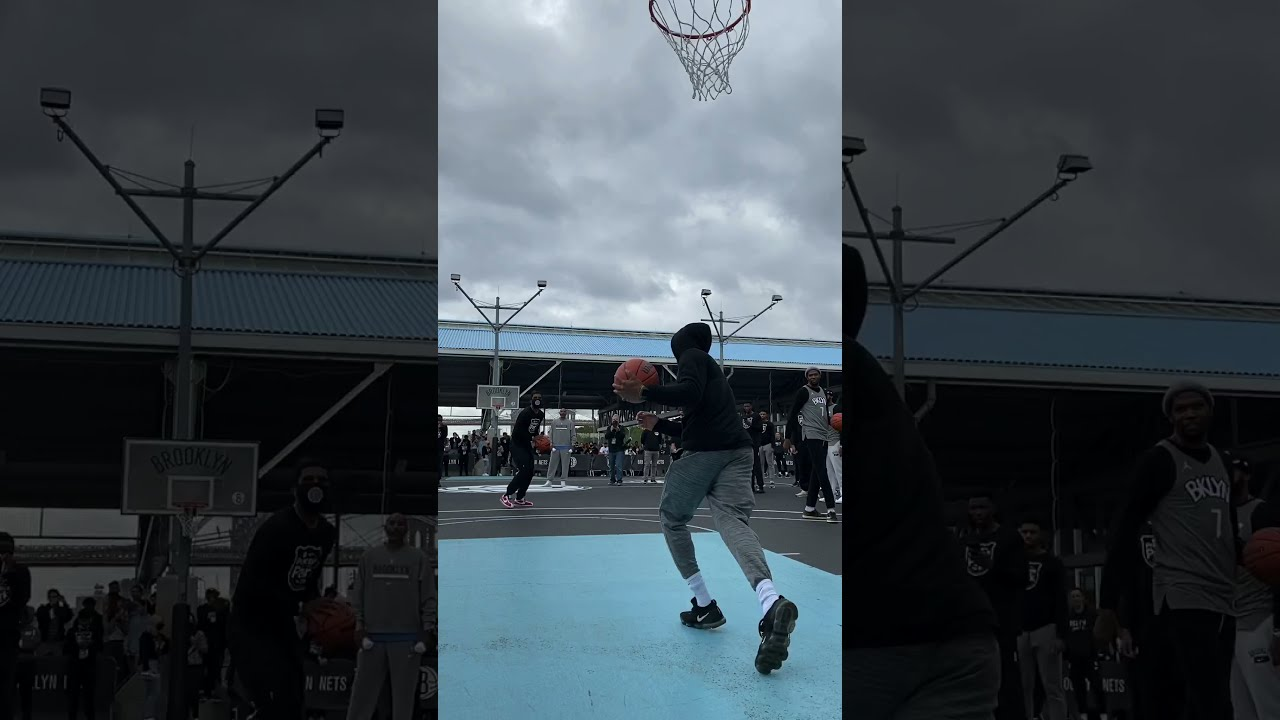 Brooklyn Nets Play Knockout 😂 | #Shorts
