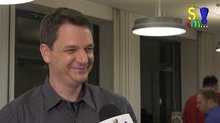 EXIT-Redakteur Ralph Querfurth im Interview - Kosmos Pressetag 2018