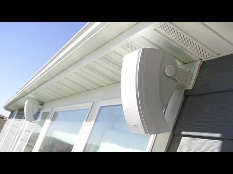 Bose Outdoor Speaker System Review