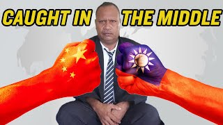 Taiwan and China BATTLE Over Pacific Nation Solomon Islands thumbnail