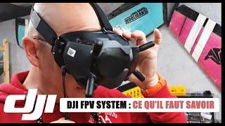 ✔️ DJI FPV SYSTEM LONG-RANGE: UNBOXING et AVIS PERSONNEL - 1ère Partie