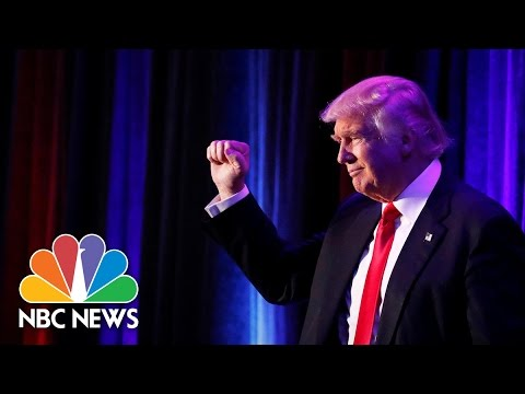 Donald Trump's Full Presidential Acceptance Speech | NBC News