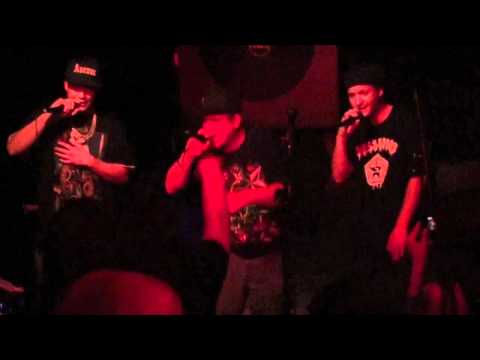 MLY crew - end of the line - live
