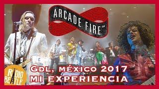FUIMOS AL CONCIERTO DE ARCADE FIRE | EnConcierto con Jude | Radio-Beatle
