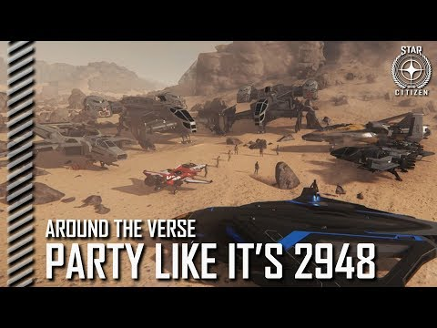 Around the Verse - Party Like It's 2948