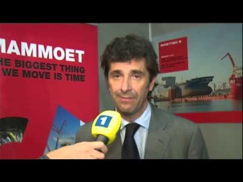 INTERVISTA CON ALBERTO GALBIATI – MAMMOET ITALY