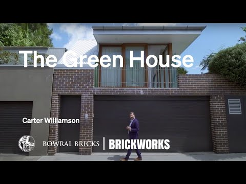 Built with Brickworks | Carter Williamson | The Green House
