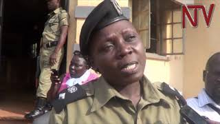 Police in Jinja have this morning blocked the Democratic Party and