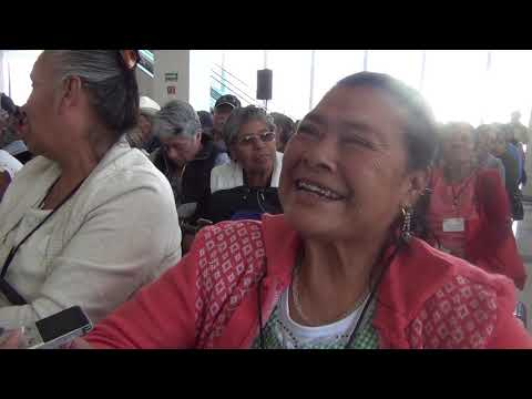 Testimonio #1-Entrega de Visas para los Beneficiarios del Programa Raíces de Puebla