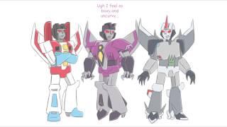 Transformers: Crossover Starscreams