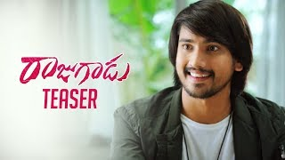 Rajugadu Movie Teaser | Raj Tarun
