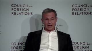 Clip: Disney CEO Robert A. Iger on The Paris Agreement and DACA