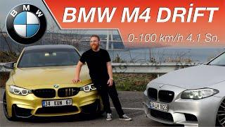 Bmw M4 ile Drift Yaptık | Bmw M4 Coupe Test Sürüşü | M4 Sürüş İzlenimi 0-250 Hız Testi