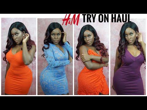 H&M Try On Haul  2018 | 👗Kleider, Kleider, Kleider👗 | BeautybyV