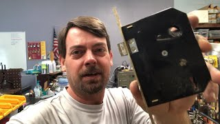 "the first ""lock we lost"" for 2020, Ilco Mortise Lock"