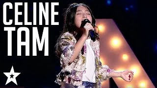 Unbelievable Voice! BEST Kid Singer on Kids Got Talent China