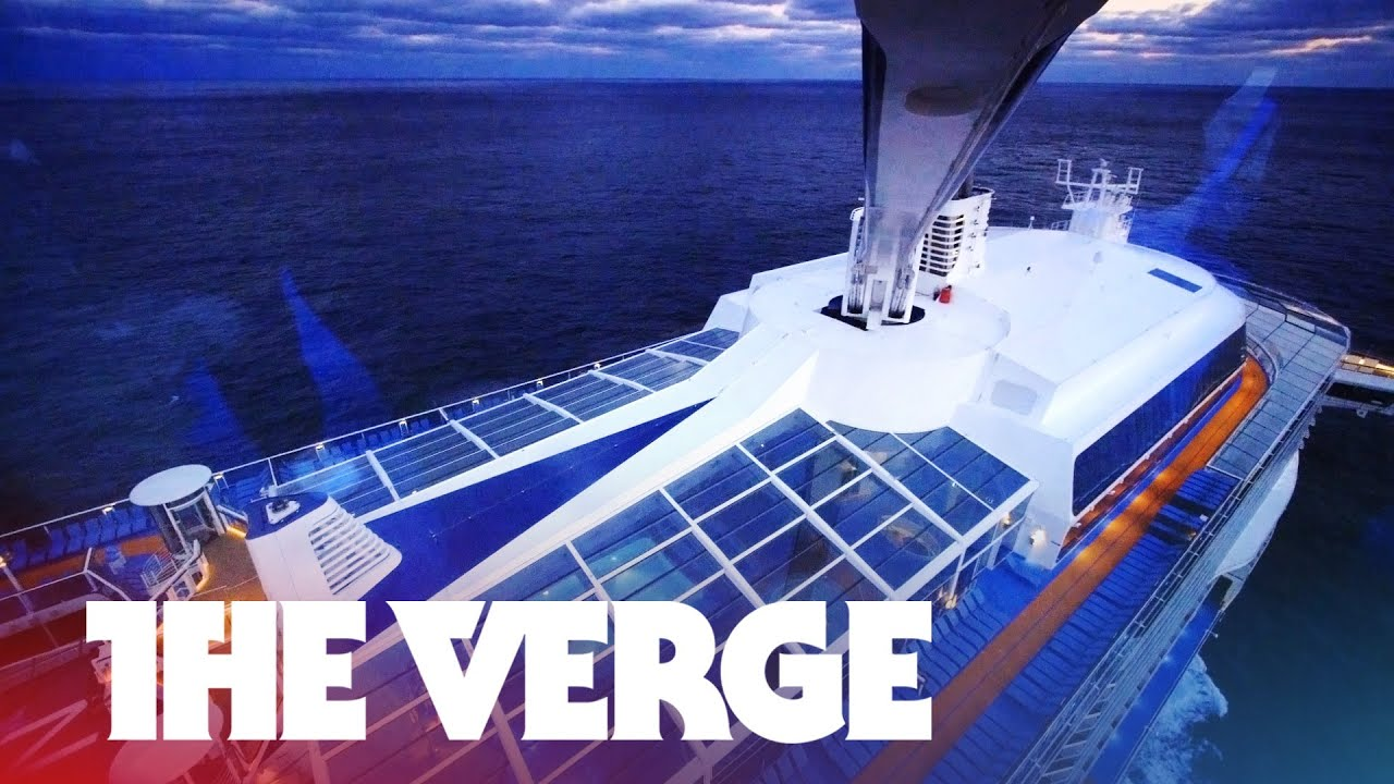 The most technologically advanced cruise ship in the world - Top Shelf thumbnail