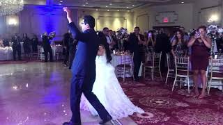 Eladio & Sheila Hernandez Wedding Gig Log 8-18-18