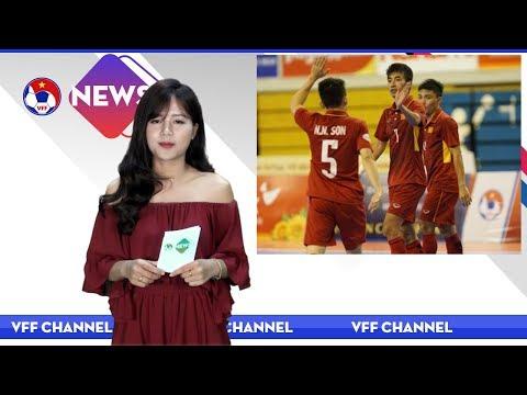 VFF NEWS SỐ 48 | ĐT Futsal Việt Nam chính thức giành vé tham dự VCK Châu Á