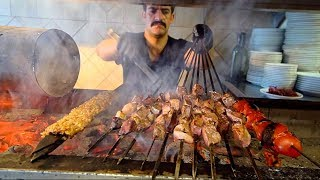 ISTANBUL STREET FOOD will BLOW YOU AWAY!! Turkish Street Food HEAVEN - Adana Kebab + Pickle Juice!