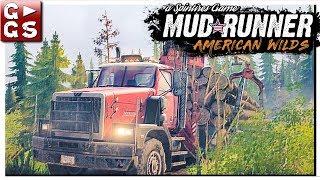 SpinTires MudRunner American Wilds PREVIEW ► #3 Off-Road Simulator deutsch