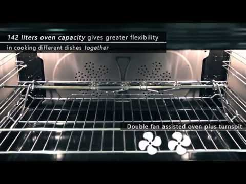WWH Gas Cooker (Made in Italy) - ALJ Advertisement