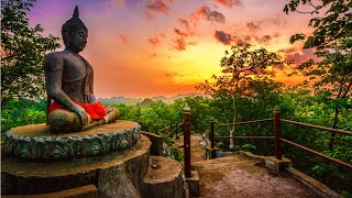 RAISE VIBRATION - 528 Hz Positive Energy - Be Positive Minded, Calm & Balanced Meditation Music
