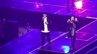 Demi Lovato & Joe Jonas- Wouldn't Change A Thing 10/27/14