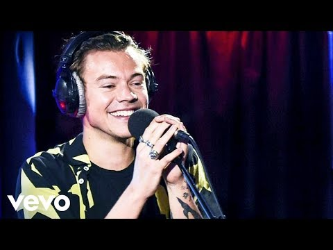 Harry Styles - Two Ghosts in the Live Lounge
