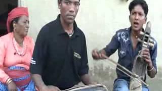Shiva Gandarva singing Behosi pachhi