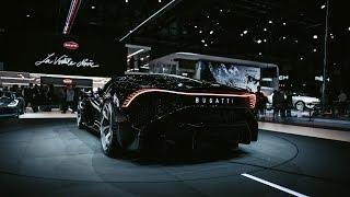 ЖЕНЕВА 2019 | BUGATTI La Voiture Noire | Huracan EVO | Pagani | НОВИНКИ BMW | Mercedes