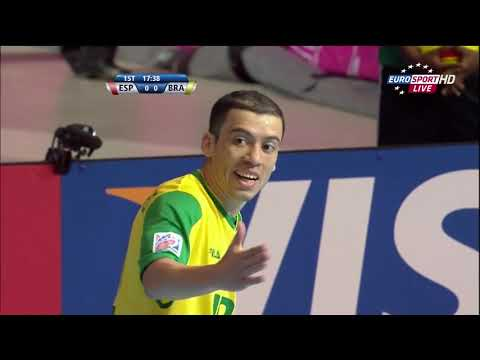 Spain Vs Brazil - FIFA Futsal World Cup 2012 Final
