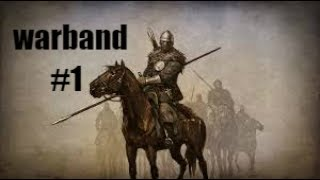 Mount and Blade Warband Battle #1 - 50 vaegir knights vs 200 sarranids
