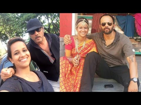 Bollywood Stuntwoman Geeta Tandon's Inspiring Story !