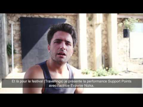 Support Points II à Travellings 2016