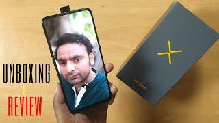 RealMe X Unboxing & Review | Camera | Display | Video | Fingerprint FaceUnlock Speed Test | Hindi