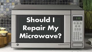 Should I Repair or Replace My Microwave?