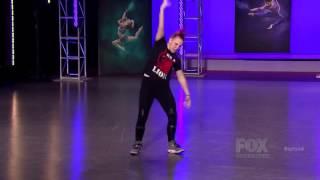 """Jana """"JaJa"""" Vankova - Sytycd 11 Dance for your life"""