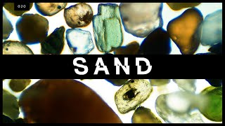A microscopic look at why the world is running out of sand