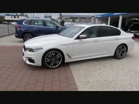 Video zapis BMW M550d xDr MSport+20 Sitzlüft+Standhz.B&W Neu120