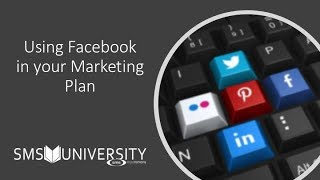 Using Facebook in Your Marketing Plan