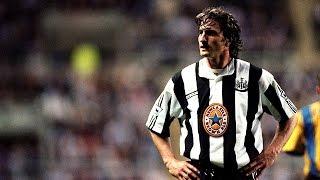 David Ginola - Newcastle Nostalgia