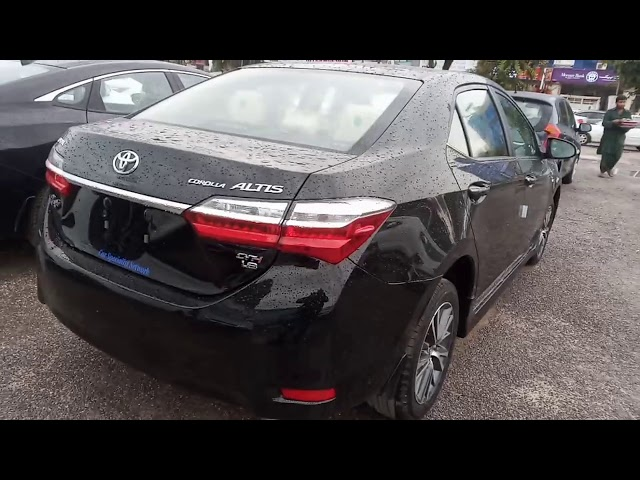 Toyota Corolla Altis Grande CVT-i 1.8 2020 for Sale in Islamabad