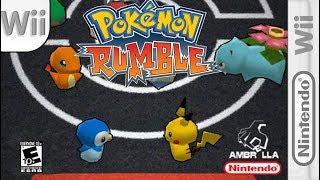 Longplay Of Pokemon Rumble