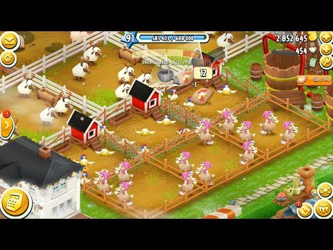 hay day 33 level