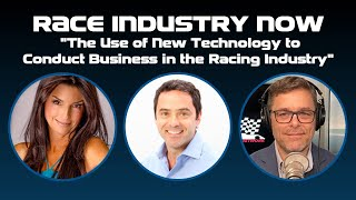 """""""Use of New Tech to Conduct Business in the Racing Industry"""""""
