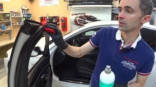 КАК делается детейлинг химчистка салона автомобиля
