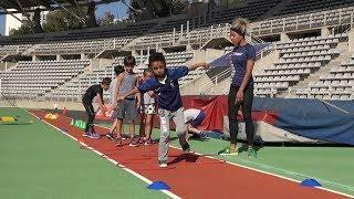 Kinder + Sport Athletics Day : Découvrez l'athlé entre amis !